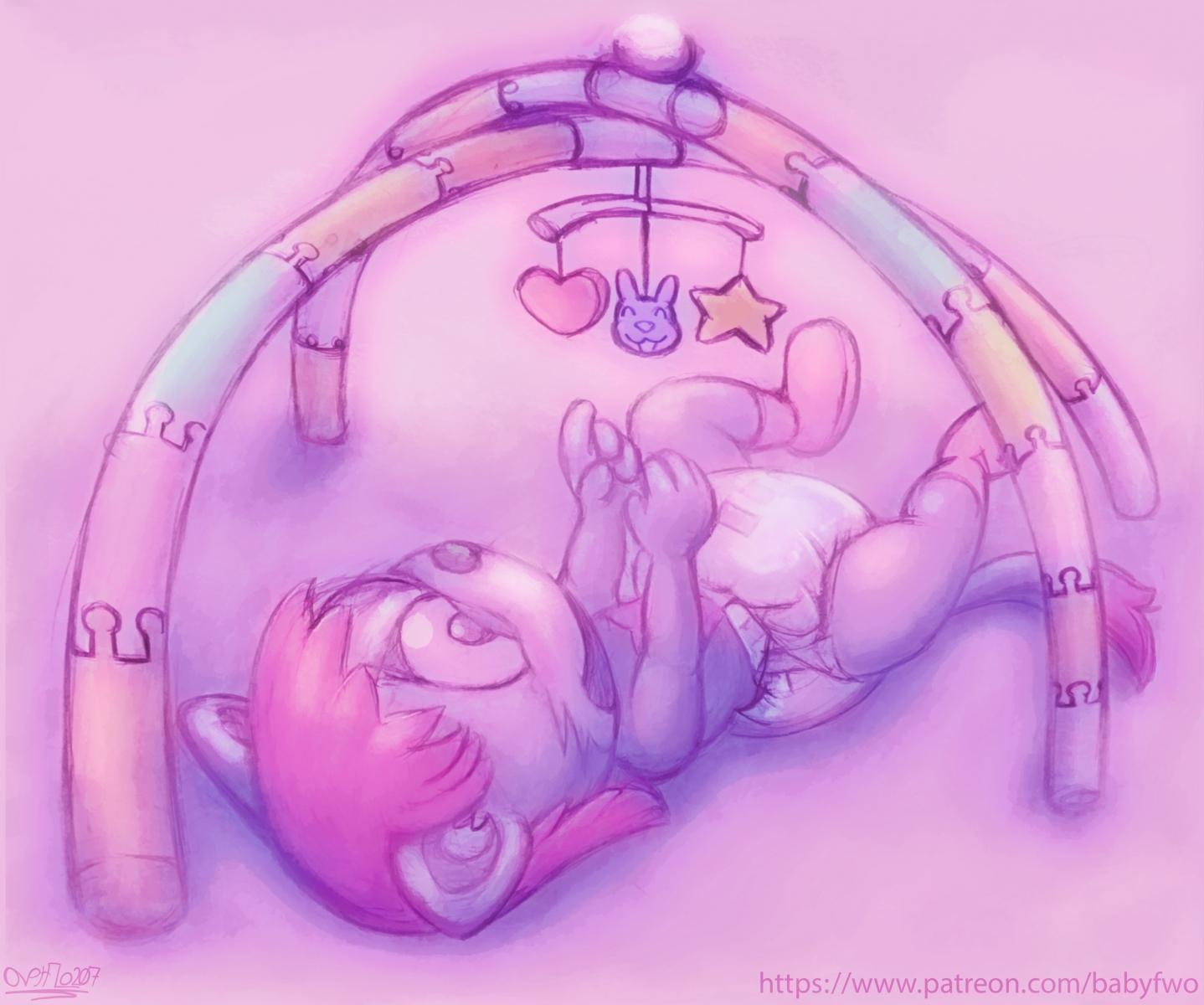 Kimi - Playpen by OverFlo207